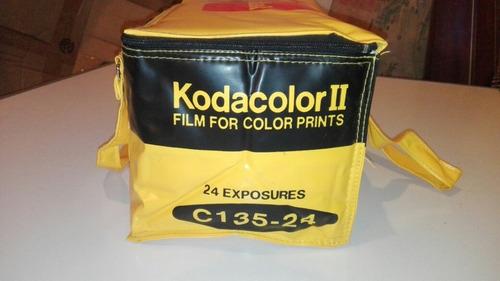 bolso retro antiguo kodak film