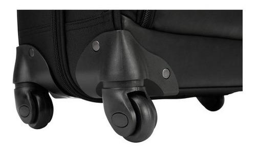 bolso roller targus 15.6 mobile vip 4 ruedas pbr022