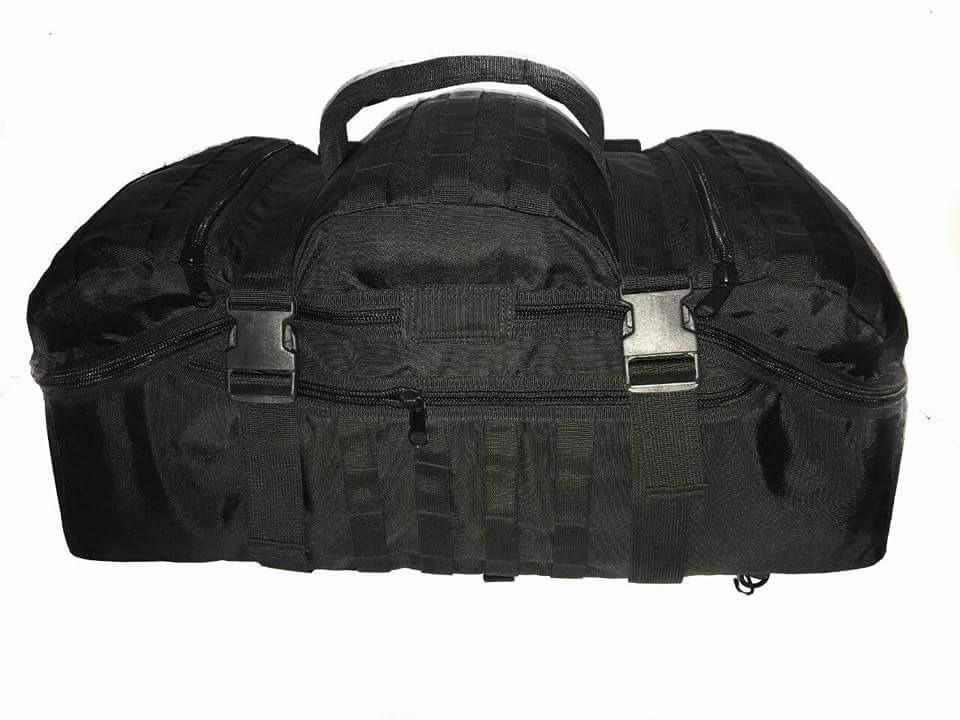 b54aaa830977b bolso tactico militar  mochila de combate negro de 70 litro. Cargando zoom.