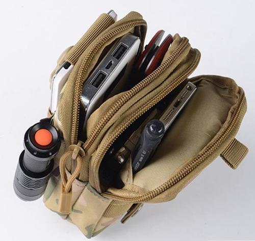 bolso táctico para cinturón, descuentos al por mayor