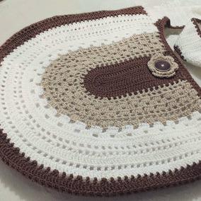 3a28db981 Bolso Crochet - Bolsos en Mercado Libre Colombia
