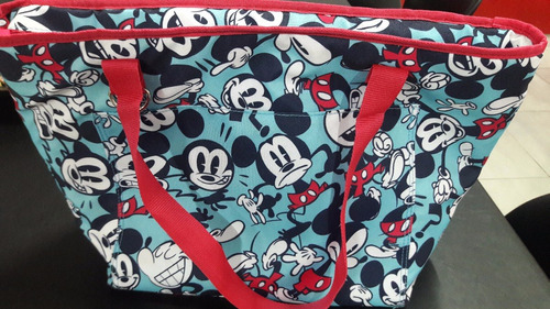 bolso termico mickey mouse disney store