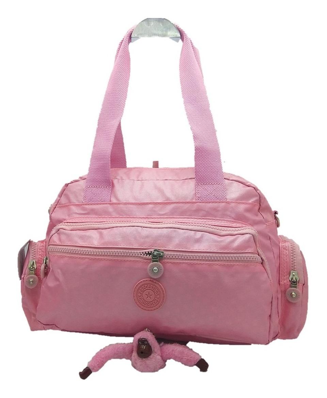 cb800433f Bolso Tipo Kipling Para Dama En Varios Colores - $ 85.000 en Mercado ...