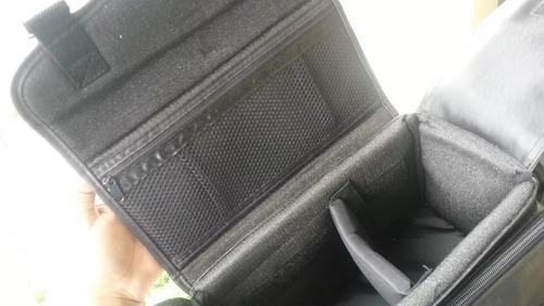 bolso todo uso unisex negro ambico