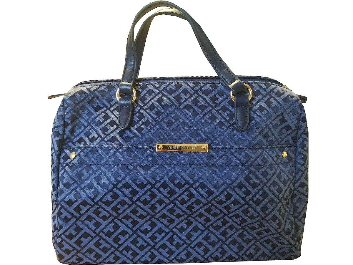 299458f4dd6 Bolso Tommy Hilfiger Mujer Azul Marino - $ 1,500.00 en Mercado Libre