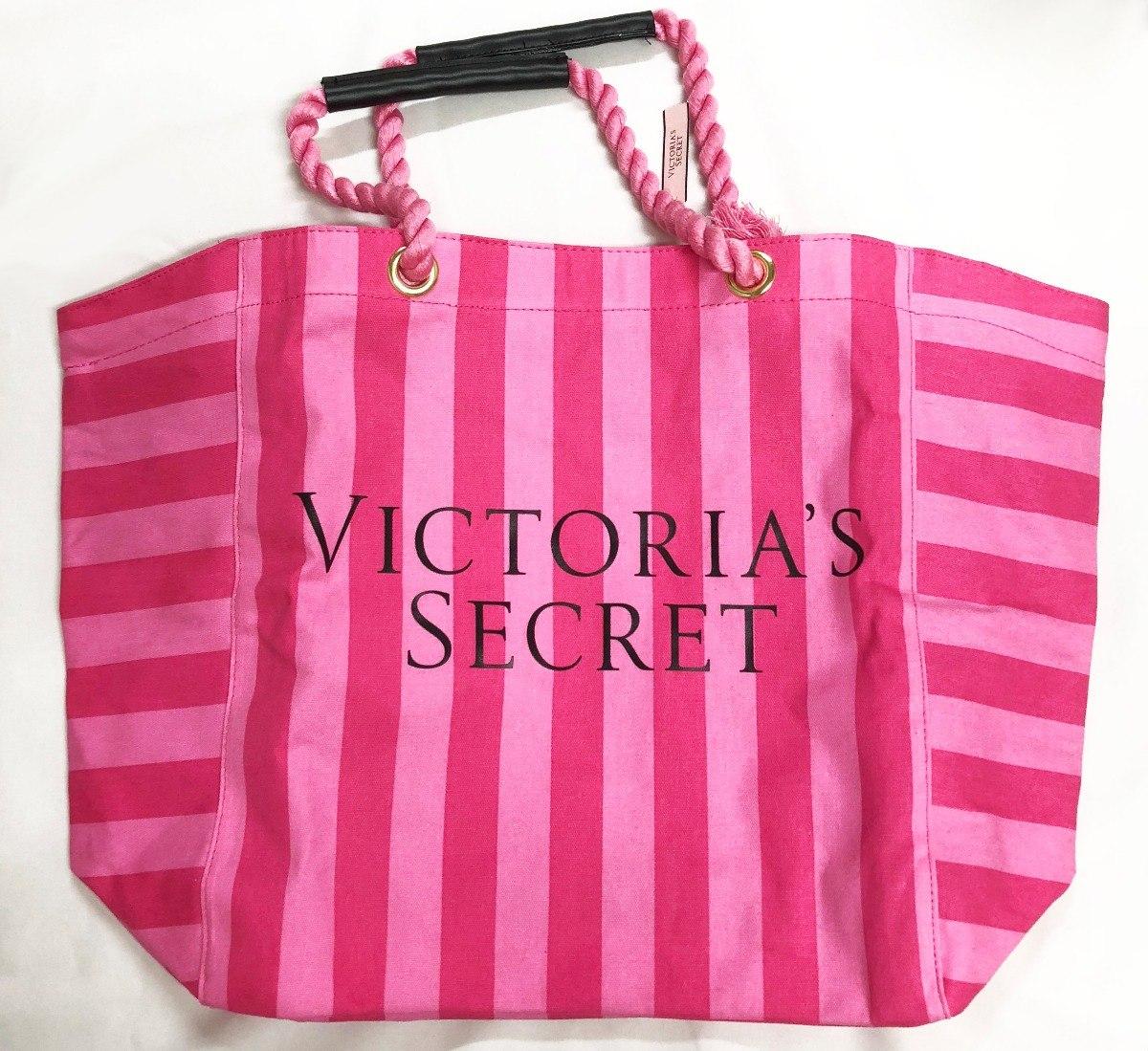 a73a18e34 original bolso tote tela rosa Cargando victorias zoom bag secret wqArBqXa