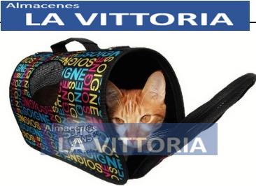 bolso transportador de mascotas importada