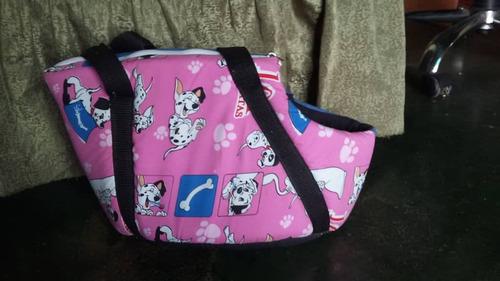 bolso transportador de mascotas pequeñas