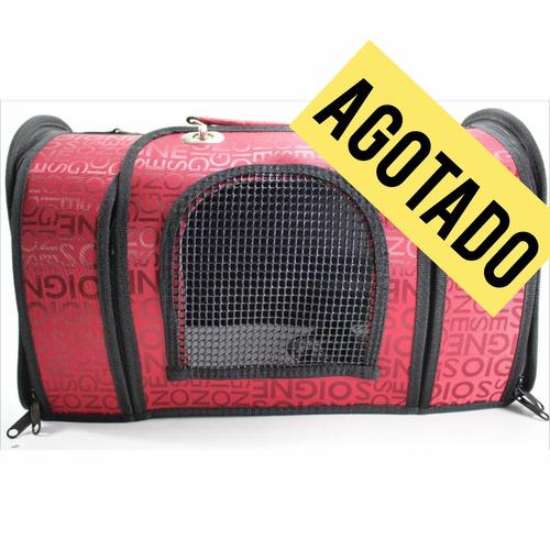 bolso transportador perros gatos mascotas grande apto avion