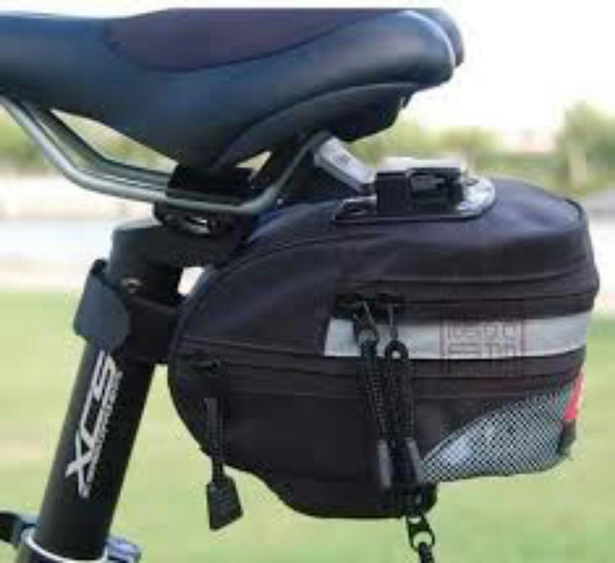 5d36966fe96 Bolso Trasero Para Bicicleta - $ 5.000 en Mercado Libre