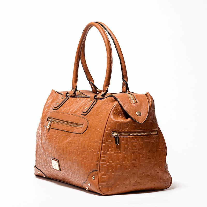 9c9dbb626 Bolso Viaje Mujer Tropea Lorenza - $ 3.289,00 en Mercado Libre