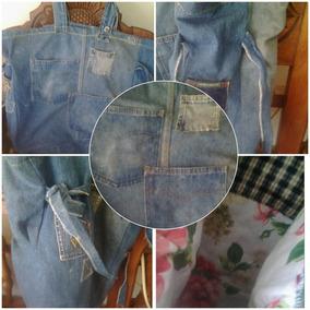calidad y cantidad asegurada cómo llegar gran descuento Bolso Viajero Artesanal De Jeans Reciclados