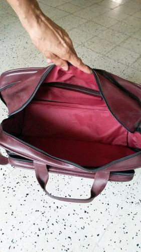 bolso viajero tipo maleta sin ruedas