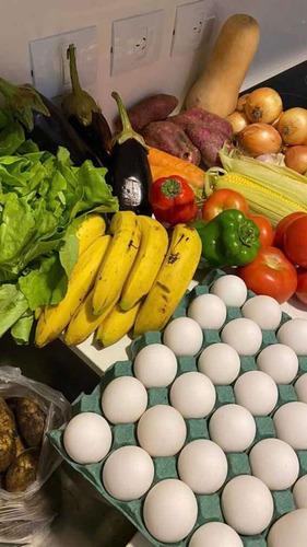 bolsón de verdura