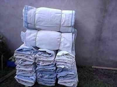 bolsones big bags usados para arena - escombros 1153322272