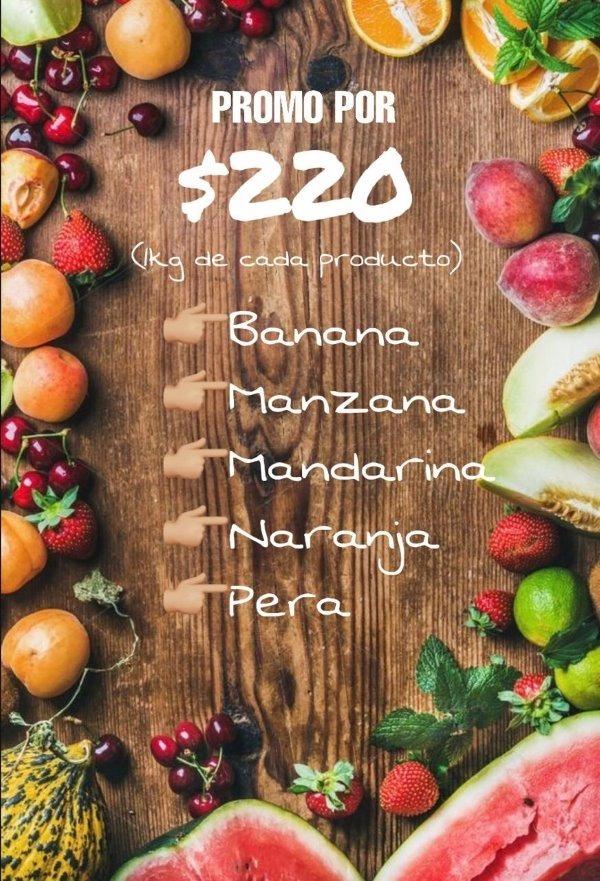 8b647e755f38 Bolsones De Frutas Y Verduras Frescas, Excelentes,