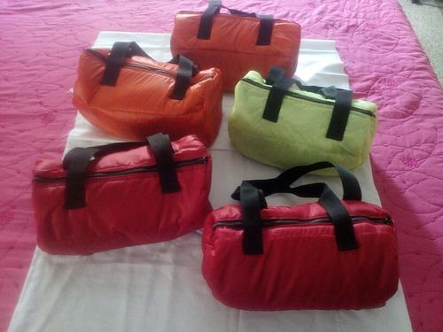 bolsos deportivos dama (impermeables)