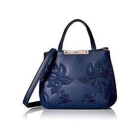 Vve669305 Bolso Mujer Guess Para Azul 1JFclK