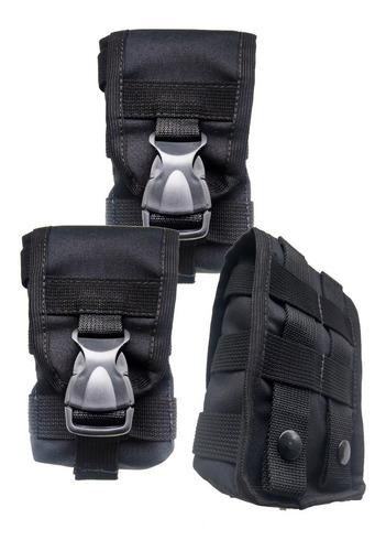 bolsos molle bolso modular acessórios colete modular kit 03