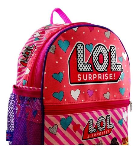 bolsos morrales escolares lol surprice