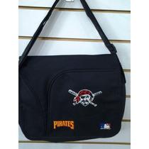 Morral De Lado Bolso Mlb Grandes Ligas Pirates De Pittsburgh