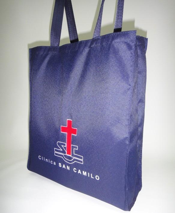 10dc71f93 Bolsos - Morrales Para Congresos Con Su Logo - $ 274,00 en Mercado Libre
