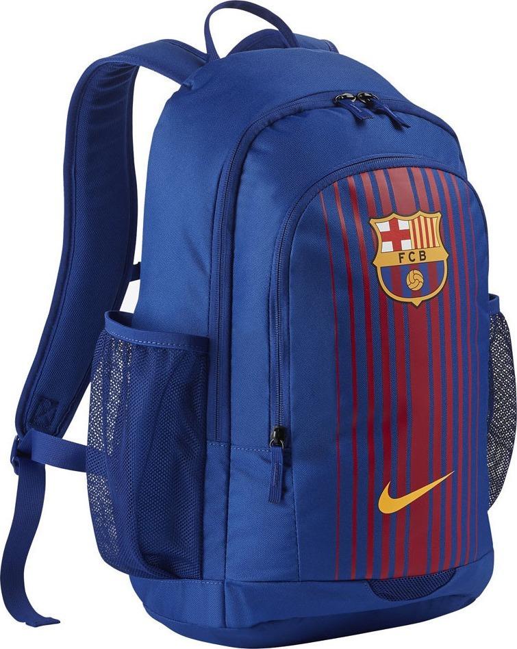 raro Retencion alma  Bolsos O Morral Nike Barcelona Fútbol Club - New - $ 189.997 en Mercado  Libre