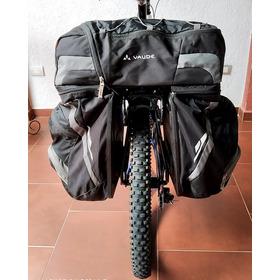 Bolsos Para Bicicleta Alforja Vadue Incluye Parrillera