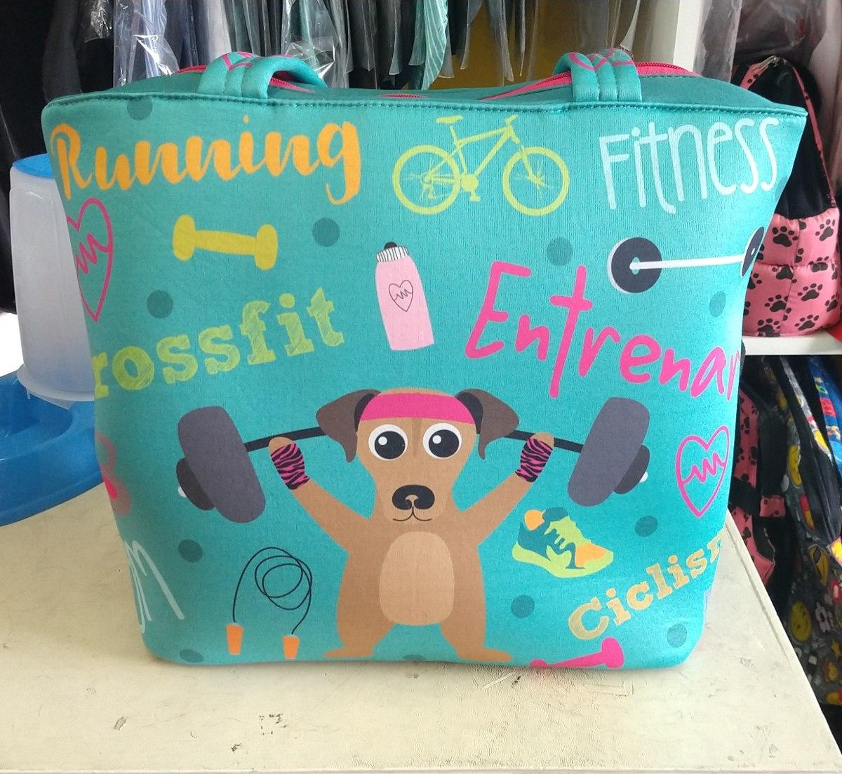 bolsos para entrenar y playero con mascota. Cargando zoom. aa9a51088efe3