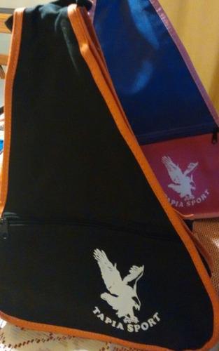 bolsos porta patines hermosos!