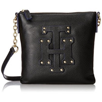 Bolso Tommy Hilfiger Patch Cross Body Bag Negro