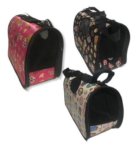 bolsos transportadores para erizos y pequeñas mascotas