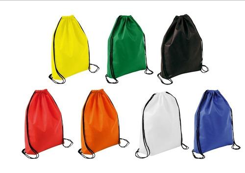 bolsos tulas unicolor + personalizacion al mayor !