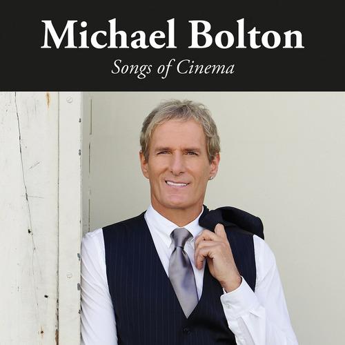bolton michael songs of cinema cd nuevo