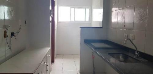 bom apartamento lado praia no centro - itanhaém 5202 | npc