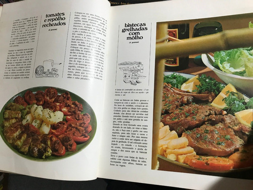 bom apetite coleção com 10 volumes #