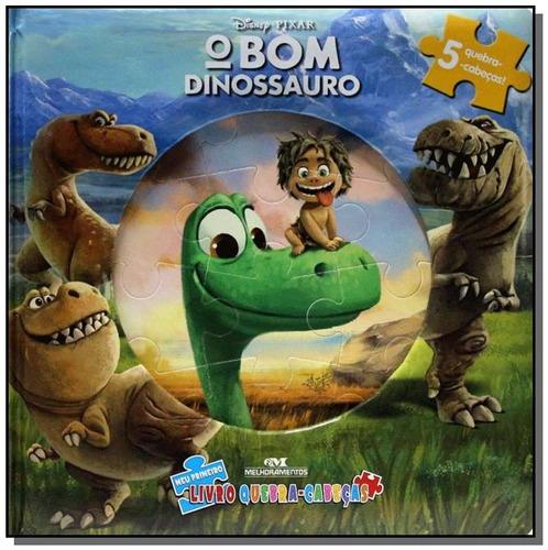 bom dinossauro, o - colecao meu primeiro livro que