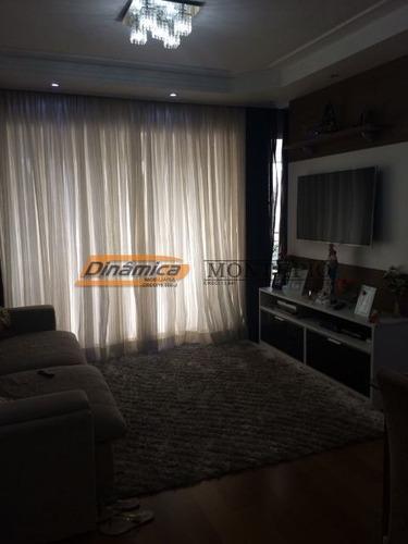 bom gosto e requinte, você encontrará neste belo apartamento vila maria - ml9851