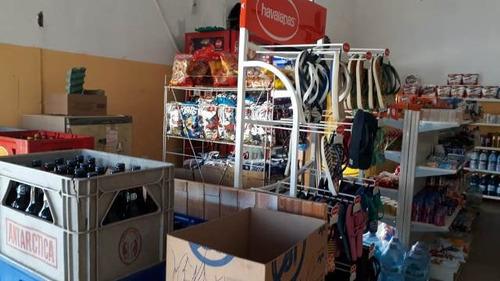 bom ponto comercial no bairro suarão, em itanhaém - ref 4470