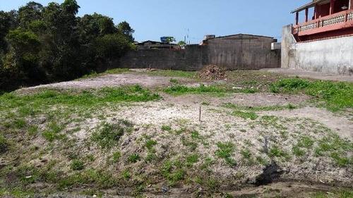 bom terreno alto e seco no bairro luizamar mirim - ref 4708