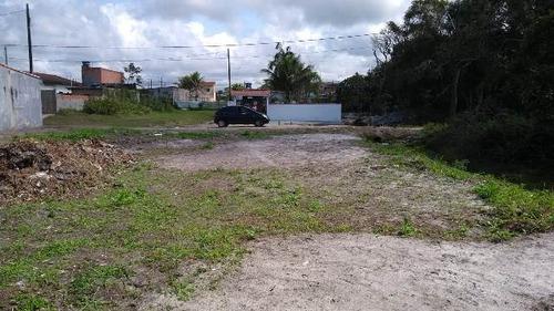 bom terreno alto e seco no bairro luizamar mirim ref 4708