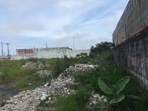 bom terreno comercial no bairro chácaras cibratel - ref 4506