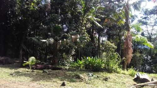 bom terreno de chácara em condomínio, em itariri - ref 4313