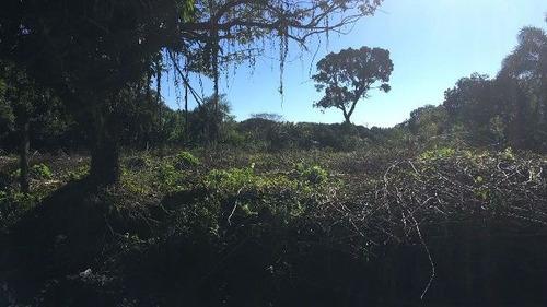 bom terreno de chácara, em peruíbe, litoral sul - ref 4571
