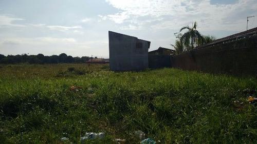 bom terreno no cibratel ii, em itanhaém - ref 4216