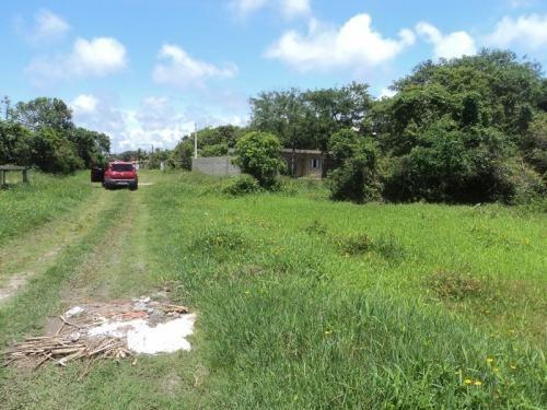 bom terreno no jardim das palmeiras em itanhaém - ref 3625
