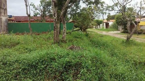 bom terreno no jardim luizamar mirim, em itanhaém - ref 3883