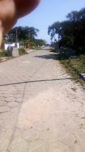 bom terreno no jardim palmeiras, em itanhaém, - ref 3313