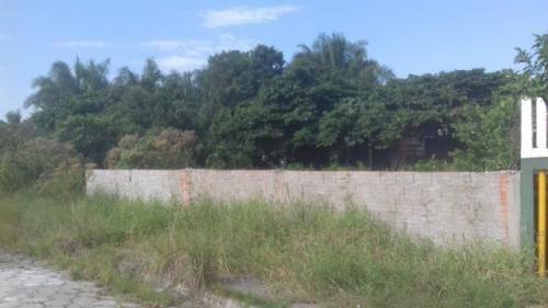 bom terreno no jardim palmeiras, itanhaém-sp
