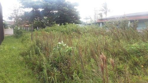 bom terreno no jardim regina, em itanhaém ref 3925